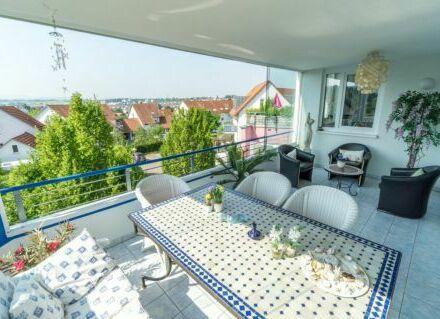 Luxuriöser Wohntraum der Extraklasse über den Dächern von Wernau
