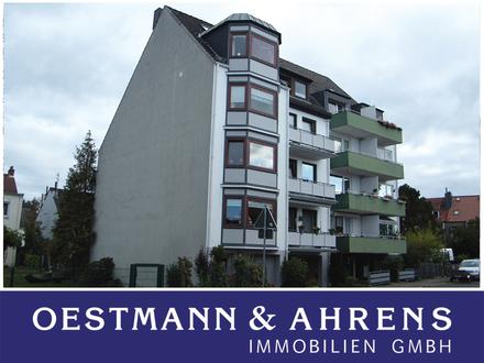 Stadionnähe: Großzügige Eigentumswohnung in ruhiger Wohnstraße!