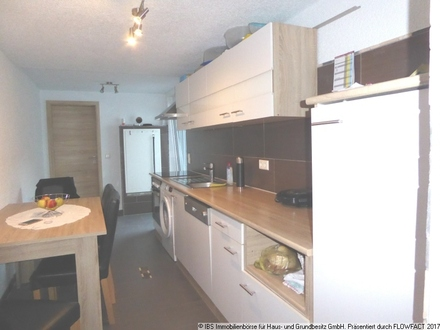 Schicke 3-Zimmer-Wohnung mit Terrasse in der Stadtmitte