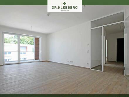 Topmoderne 3-Zimmer-Wohnung mit großer Loggia in Münster-Pluggendorf