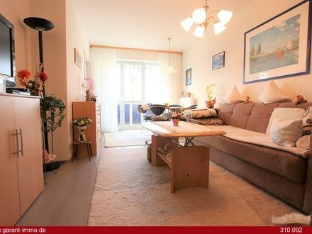 2 Zimmer-Appartement für Kapitalanleger - Zentral und Ruhig!