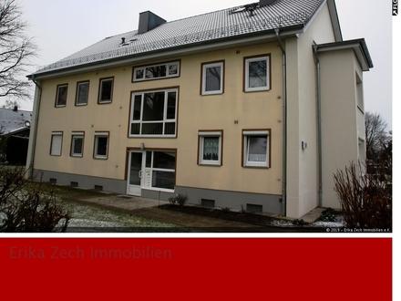 Solide 3,5-Zimmer-Erdgeschoss-Wohnung in 23795 Bad Segeberg