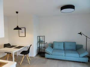 Sonnige, modern möblierte Neubau-Einliegerwohnung in ruhiger Lage Freibergs