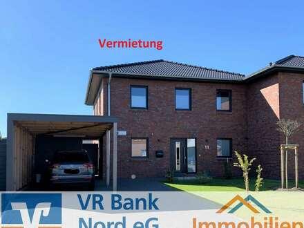 VERMIETUNG - Moderne Doppelhaushälfte