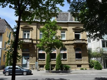 Ravensburg- Exponierte Stadtlage Solides Investment in repräsentativer Altstadtvilla