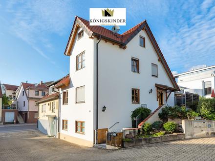 Schöne Doppelhaushälfte mit Garage in guter Wohnlage von Neuhausen
