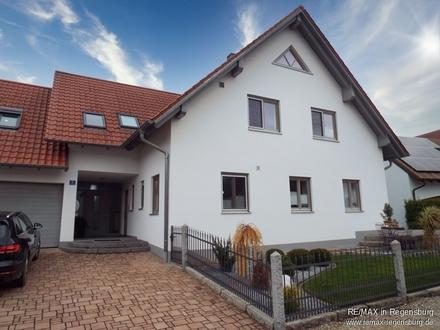 Exklusives Wohnen und Home-Office in Einem