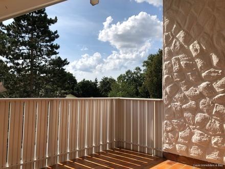 Traum in weiß- Einzigartige 4-Zimmerwohnung mit Dachloggia!