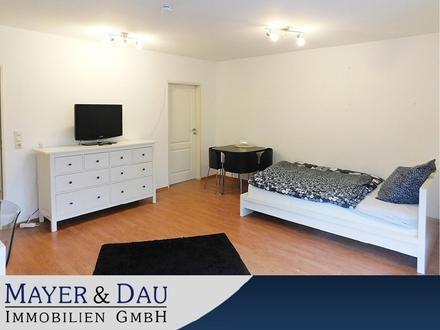 Oldenburg: Möblierte 1-Zimmer-Wohnung in TOP Lage, Obj. 4405