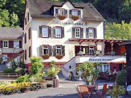 Ein Schmuckstück in idyllischer Umgebung… Gasthaus (Weinstube) mit Gästezimmer im Landhausstil (BUGA 2029)
