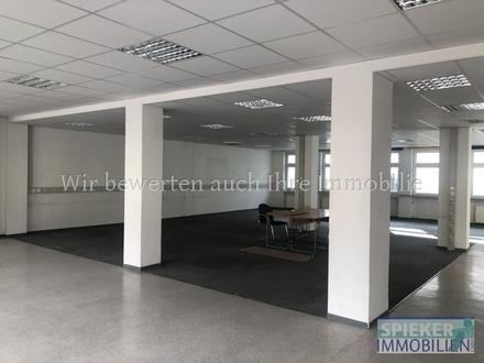 Schwanenwall: Großzügige Bürofläche ca. 253 m² in unmittelbarer City-Nähe! Frei!