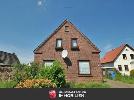 Lemwerder / Doppelhaus in ruhiger Wohnlage