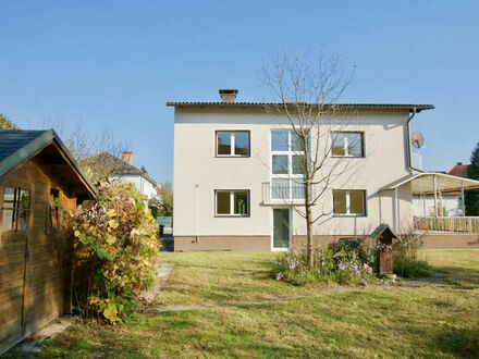 Klagenfurt West - Troyerstraße: Renoviertes Einfamilienhaus in sonniger Siedlungslage