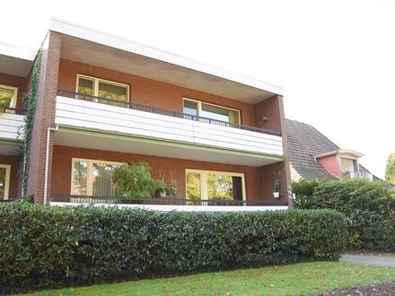Bad Zwischenahn: 1-Zimmer-Wohnung in bester Kurortlage am Uferbereich, Obj. 4897