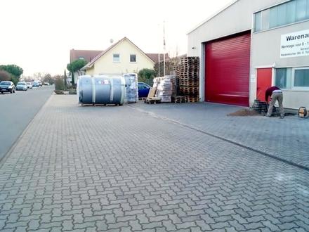 Lagerhalle in Deidesheim