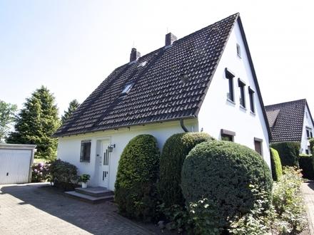 Haus mit Charme und fantastischem Garten