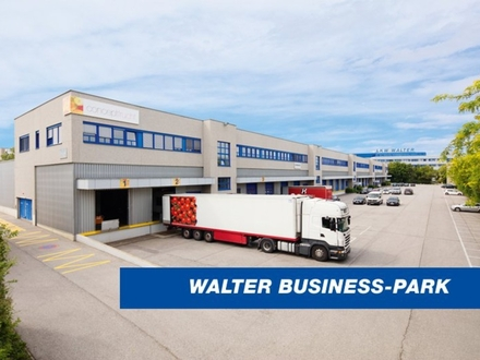 WALTER BUSINESS-PARK - 904 m² Büro & 1.308 m² Lager in Mödling, provisionsfrei
