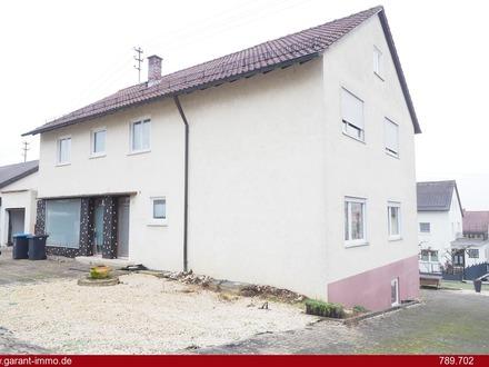 * Gut erhaltenes Wohnhaus in Bolheim mit großartigen Möglichkeiten *