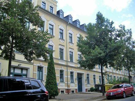 Top 1-Raum- Wohnung mit Mini-EBK auf dem Kaßberg!