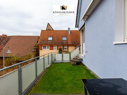 Sehr gepflegtes Wohnhaus für die ganze Familie in zentraler Ortslage von Weissach