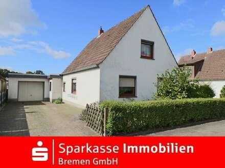 Klassisches Einfamilienhaus mit Potenzial und zusätzlichem Baugrundstück in Bockhorn