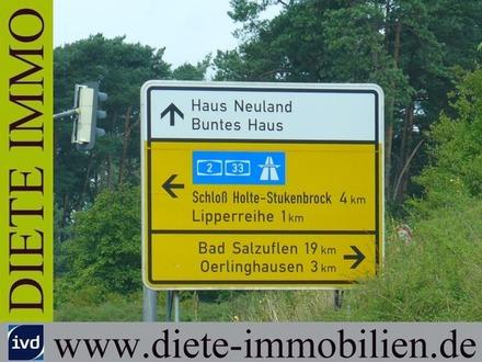 Ihr neuer Standort, 3 km bis zur Autobahn!!