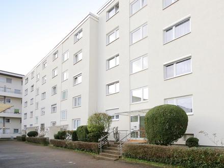 Jetzt Ihr Geld sicher und gewinnbringend anlegen: gut vermietete 2-Zimmerwohnung mit Balkon