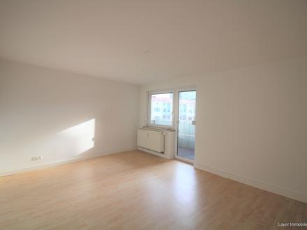 Erstbezug nach Renovierung: 2-Zimmerwohnung in Haunstetten Top Grundriss! Kurzfristig verfügbar!