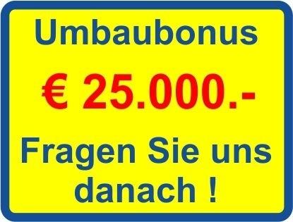 Kaufen Sie ab € 348,- mtl./ *2-3 Zi. EG-ETW & riesigem Souterrain Bereich / *€ 40.000.- Umbaubonus!