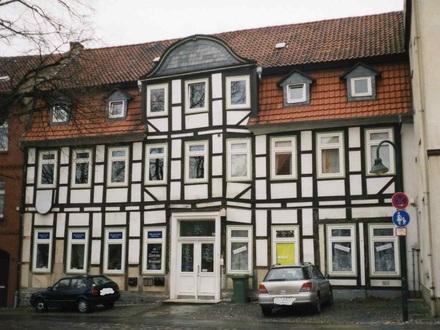 Individuell nutzbare Gewerbefläche ebenerdig, große Verkaufsfläche, Innenstadtnähe von Helmstedt.