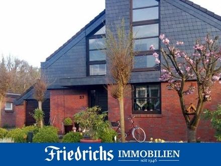 """Gepfl. EFH mit Garage in Oldenburg-Kreyenbrück / nahe Landschaftsschutzgebiet """"Wüschemeer"""""""