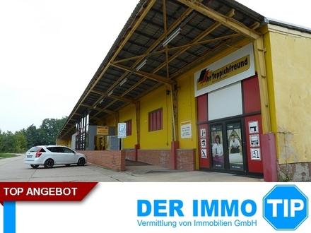 18.000m² Grundstück in Weißenfels mit Halle zu verkaufen