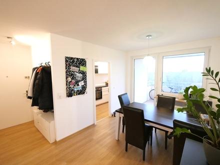 Neuwertig Wohnen mit tollem Ausblick + TG Stellplatz