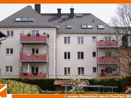 schicke Dachgeschoßwohnung mit Ausblick!