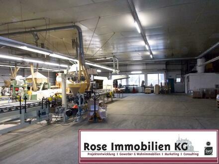 ROSE IMMOBILIEN KG: Lager-/Produktionshallen ab 400m² in Bad Oeynhausen!