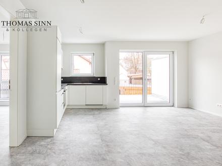 Modern Living in Weinsberg - NEUBAU - 2-Zimmer-Erdgeschosswohnung mit Terrasse