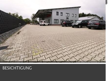 Neuwertige Lagerhalle mit großzügiger Bürofläche in Meppen
