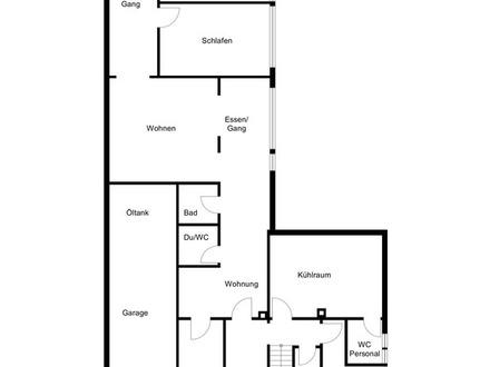 Haus mit vielfältigen Nutzungsmöglichkeiten