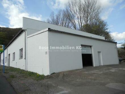 ROSE IMMOBILIEN KG: Gewerbeobjekt mit Ausstellung und Wohnung in Vlotho zu verkaufen