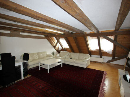 Charmante 3-Zimmer-Wohnung in historischem Wohnhaus direkt am Blautopf