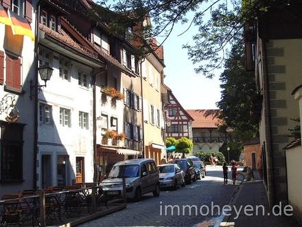 Ausgesprochen schönes Ladenlokal in der Altstadt von Wangen