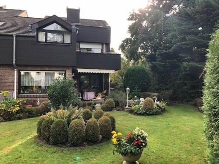 Reiheneckhaus top Wohnlage Vollkeller, schönes Grundstück (Erbpacht), Garage Gütersloh-Kattenstroth