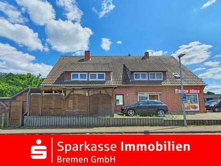 Provisionsfrei für den Käufer: Wohn- und Geschäftshaus in Bester Lage in der Stadt Achim