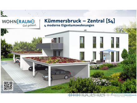 Kümmersbruck - Zentral [S4] - moderne Eigentumswohnung