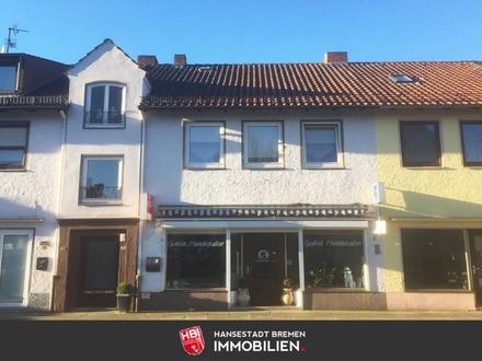 Kattenesch / Gepflegtes Wohn- und Geschäftshaus in begehrter Lage