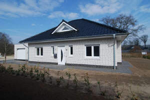 Bungalow in Sackgassenlage