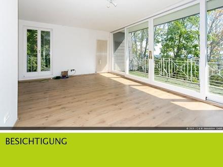 Wiesbaden-Komponistenviertel - 2 - 3 Zimmerwohnung mit traumhaftem Balkon