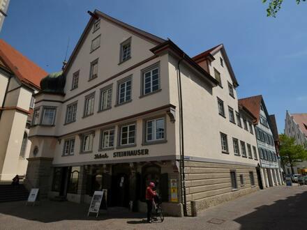 Attraktive Gewerbeeinheit in bester Innenstadtlage von Biberach
