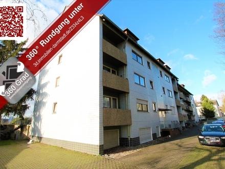 Frankfurt-Nied - Kapitalanlage 2 Zimmer Dachgeschosswohnung mit PKW-Stellplatz