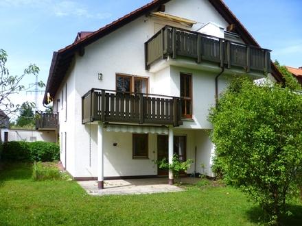Schöne 3-Zimmer-Gartenwohnung in Aubing
